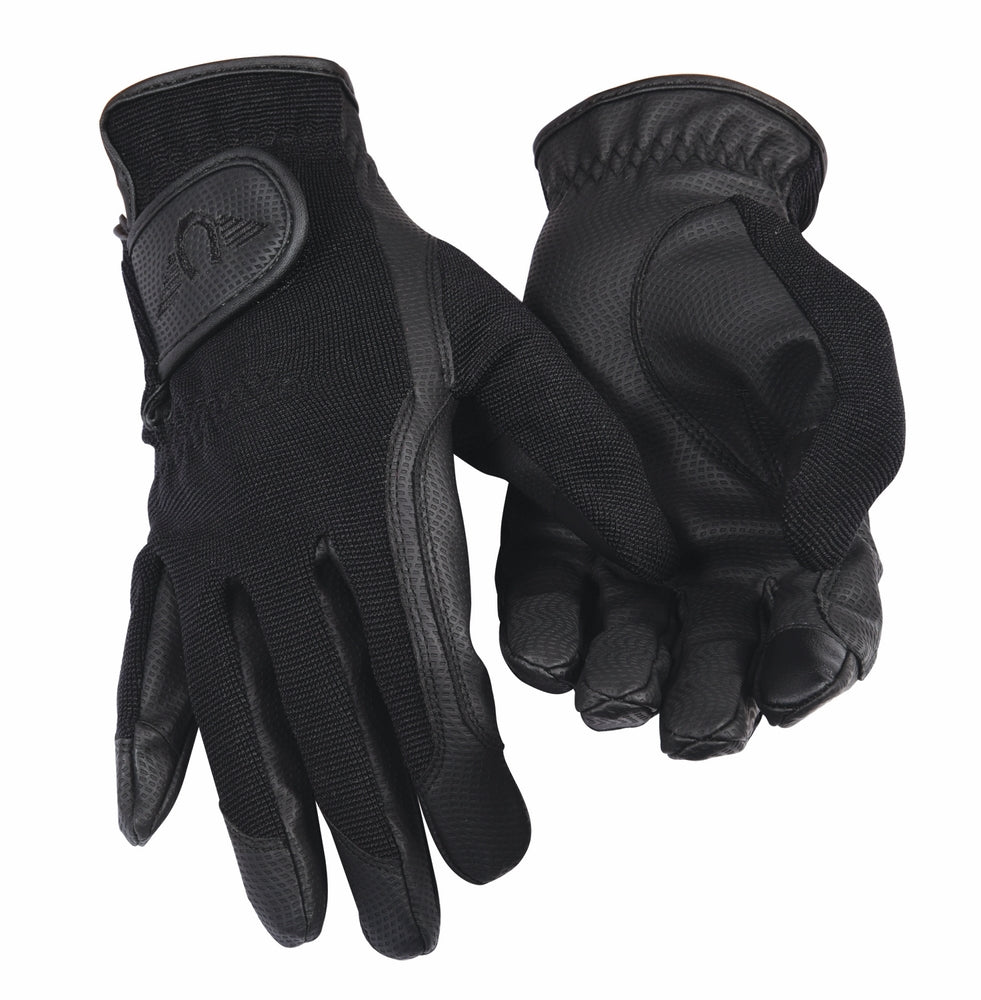 TuffRider Ladies Waterproof Thinsulate Riding Gloves - Breeches.com