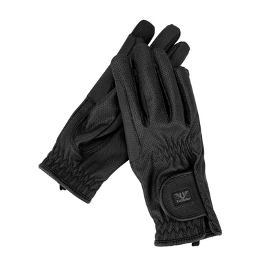 TuffRider Breathable Gloves With Grippy Palm - Breeches.com