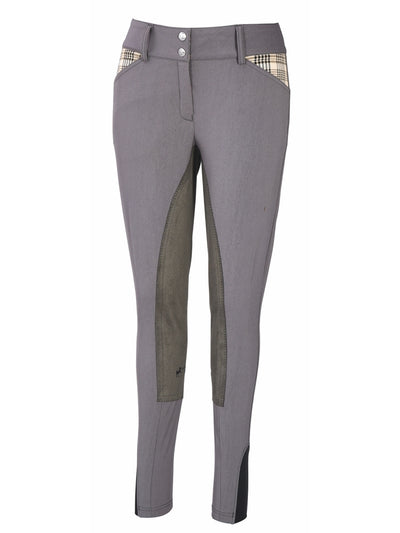 5/A Baker Ladies Elite Full Seat Breeches - Breeches.com