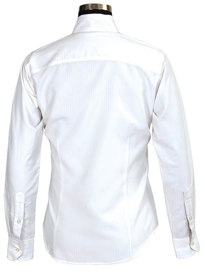 5/A Baker Ladies Elite Competition Long Sleeve Show Shirt - 5/A Baker - Breeches.com