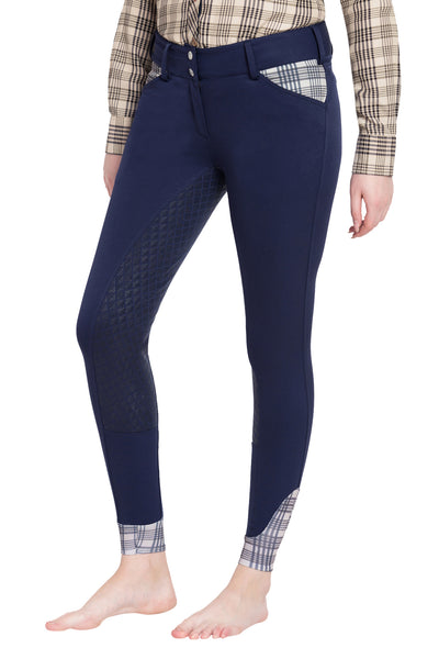 Baker Ladies Pro Silicone Full Seat Breeches_1
