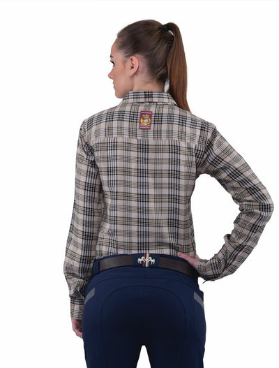 5/A Baker Men's Long Sleeve Sport Shirt - 5/A Baker - Breeches.com