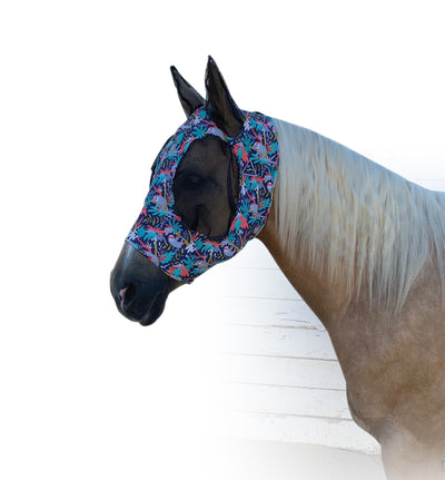 Professional's Choice Comfortfly Lycra Mask - Professional's Choice - Breeches.com