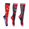 TuffRider Argyle Socks 3 Pack - Breeches.com