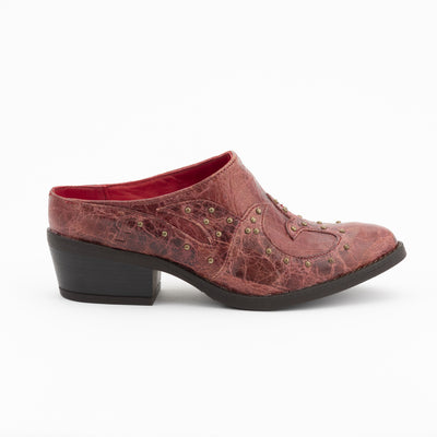 Ferrini Ladies Dixie Round Toe Bootie_410