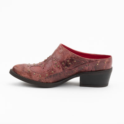 Ferrini Ladies Dixie Round Toe Bootie_409