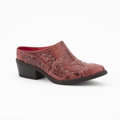 Ferrini Ladies Dixie Round Toe Bootie_408