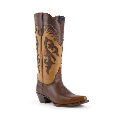 Ferrini Ladies Legend Snip Toe Boot_523