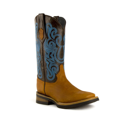 Ferrini Ladies Maverick Square Toe Boot_636