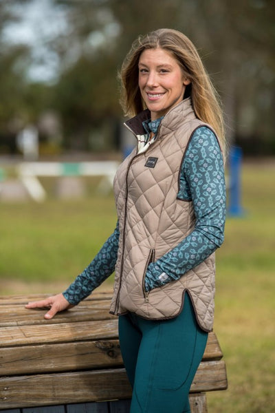 FITS Ladies Everly Reversible Vest_96