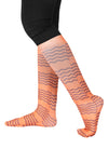 TuffRider Ladies CoolMax Printed Boot Socks - TuffRider - Breeches.com