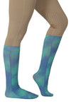 TUFFRIDER COTTON FEEL TIE DYE BOOT SOCKS - TuffRider - Breeches.com