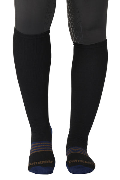 Compression Riding Socks - TuffRider - Breeches.com