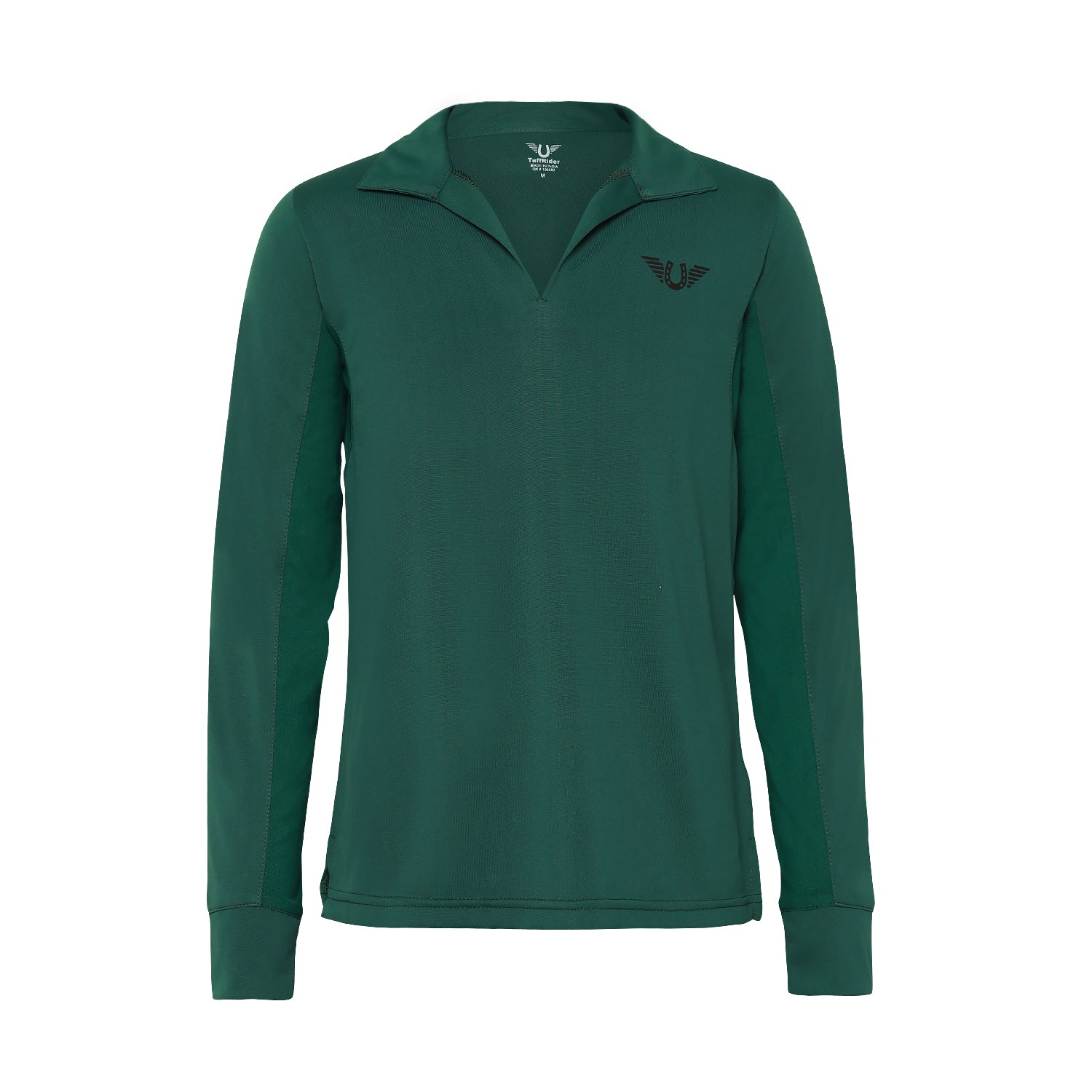 Tuffrider Children'S Taylor Long Sleeve Polo - TuffRider - Breeches.com