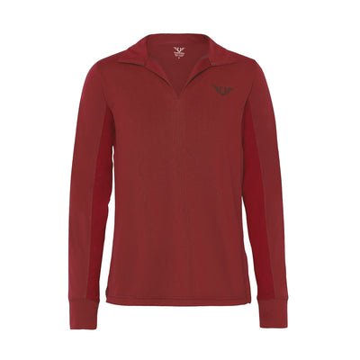 Tuffrider Children'S Taylor Long Sleeve Polo_7