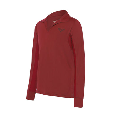 Tuffrider Children'S Taylor Long Sleeve Polo_8
