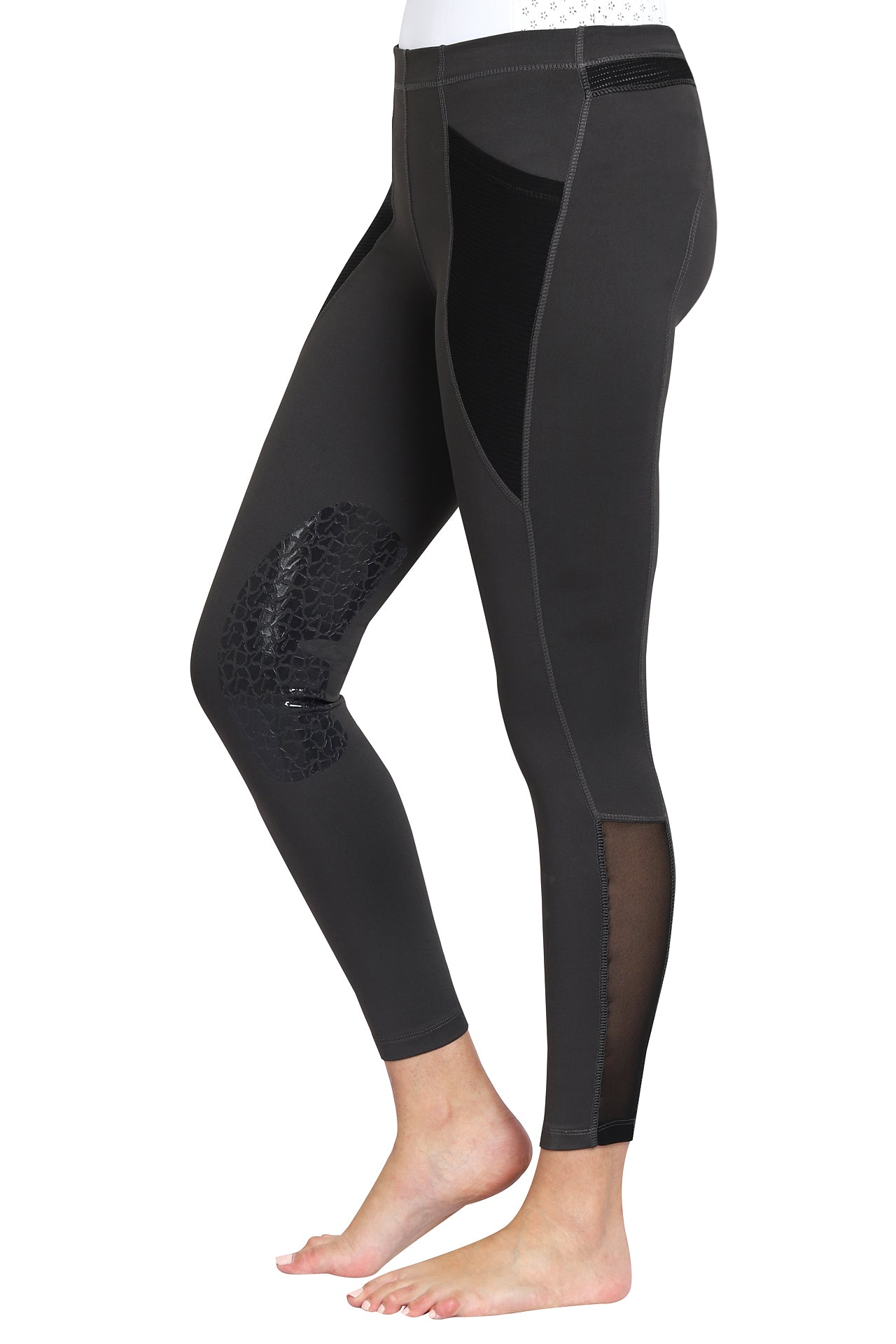 TUFFRIDER LADIES TATUM TIGHTS - TuffRider - Breeches.com