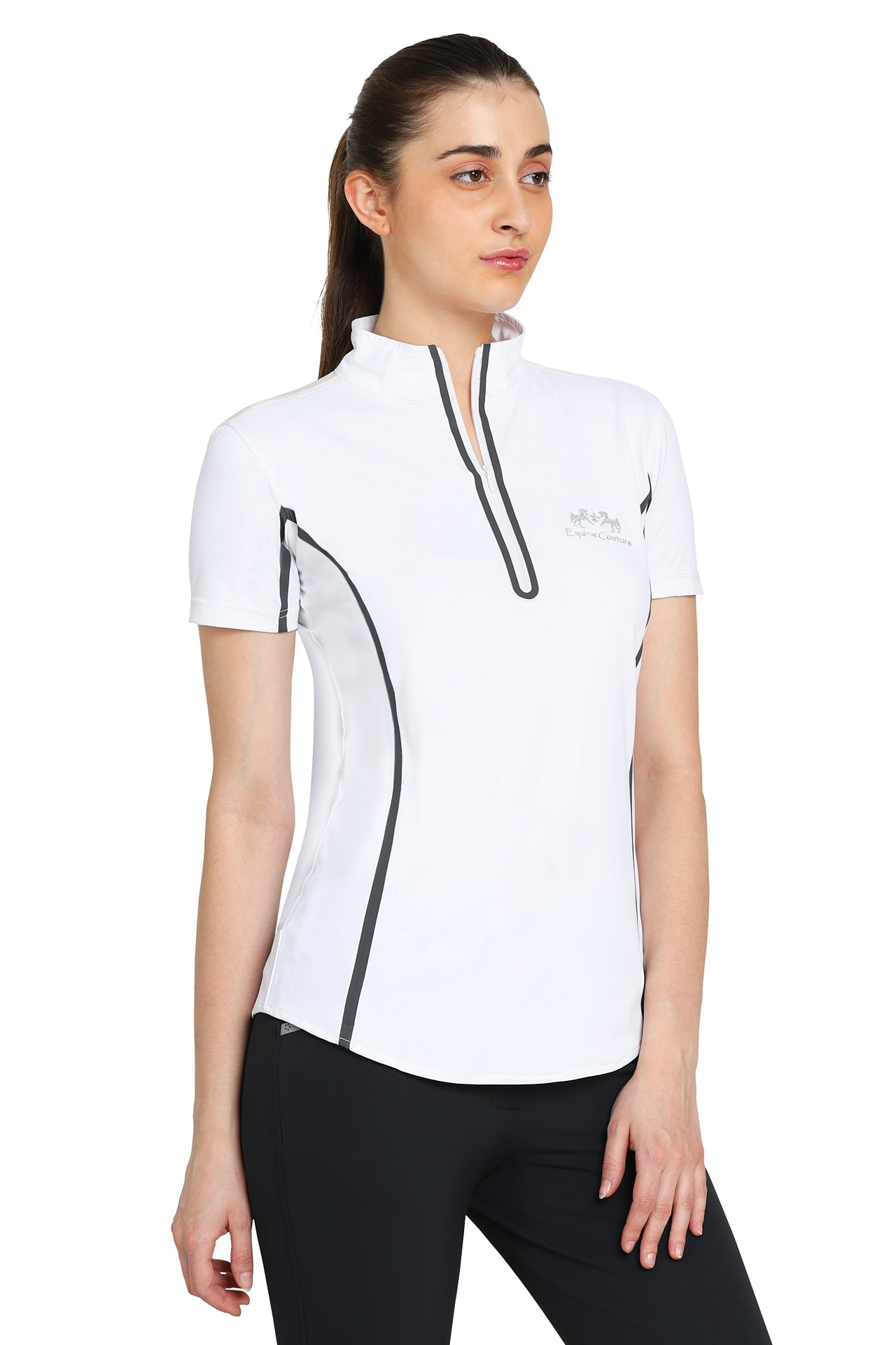 EQUINE COUTURE LADIES IBIZA SPORT SHIRT - Equine Couture - Breeches.com