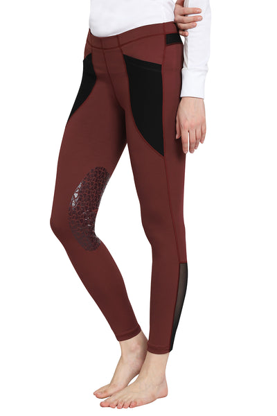 TUFFRIDER LADIES TATUM TIGHTS - Breeches.com