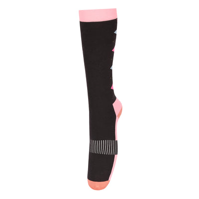 TUFFRIDER NEON WINTER ARGYLE SOCKS - Breeches.com