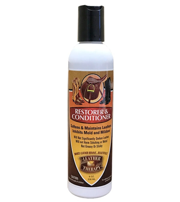 Leather Therapy Restorer & Conditioner 8 oz._211
