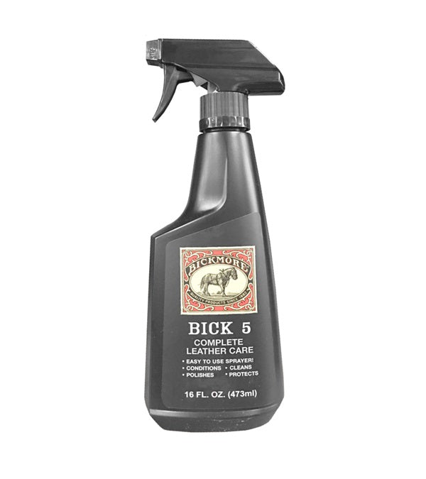 Bickmore Bick 5 Complete Leather Care 16 oz. - Jacks - Breeches.com