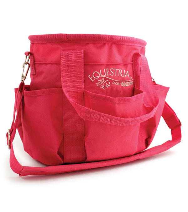 Equestria Sport Pink Grooming Tote Bag - Jacks - Breeches.com