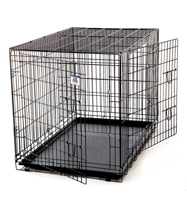 Pet Lodge™ Wire Dog Crate - Breeches.com