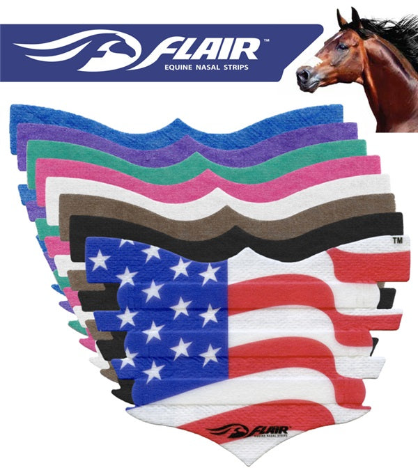 Flair Equine Nasal Strip (single pack) - Flair - Breeches.com