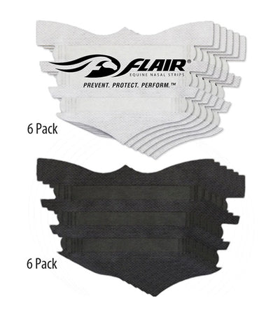 Flair Equine Nasal Strips (Pack of 6) - Flair - Breeches.com