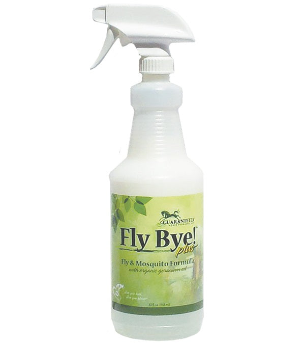 Fly Bye! Plus Fly & Mosquito Spray with Trigger Sprayer 32 oz. - Guaranteed - Breeches.com