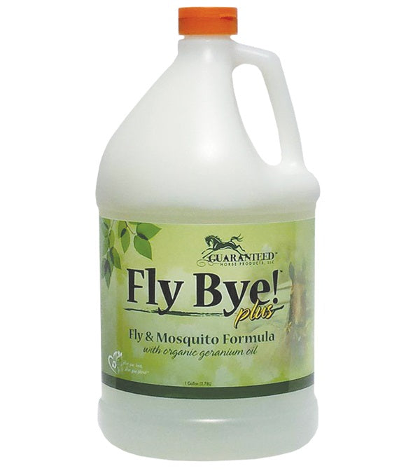 Fly Bye! Plus Fly & Mosquito Spray with Easy Pour Cap Gallon - Guaranteed - Breeches.com
