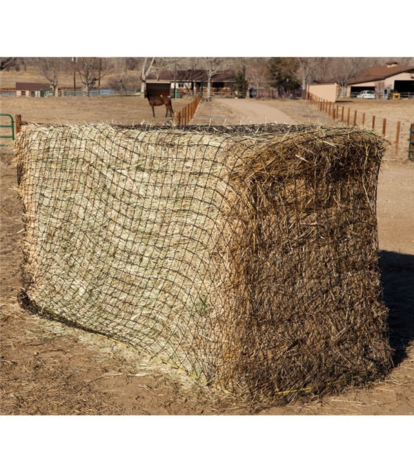 Jacks Texas Haynet 3 String Square Bale Hay Net - Jacks - Breeches.com