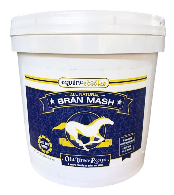 Jacks Equine Edibles Therapeutic Bran Mash Old Timer 7.5 lbs. - Breeches.com