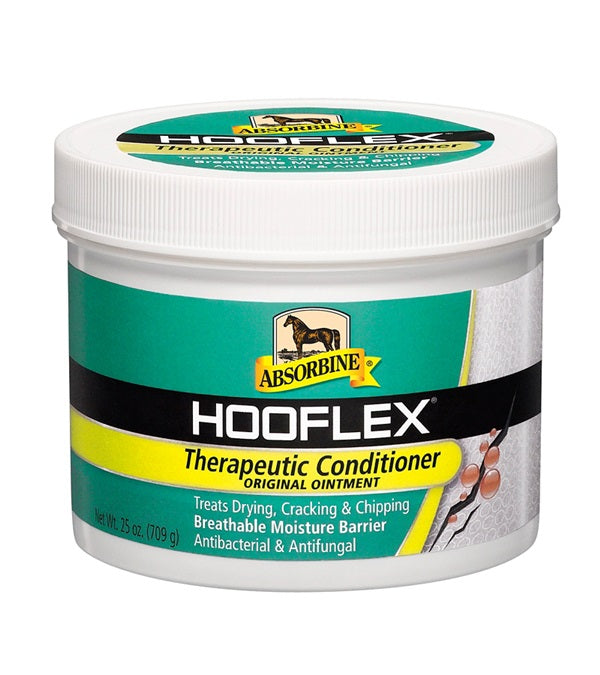 Absorbine Hooflex Therapeutic Conditioner Ointment 25 oz. - Absorbine - Breeches.com