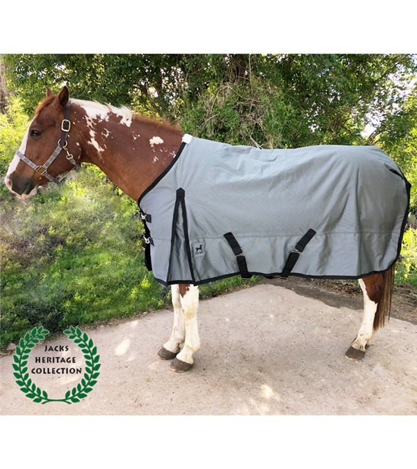 Jacks Zeus Turnout Blanket 1680 Denier with 400gm lining - Jacks - Breeches.com