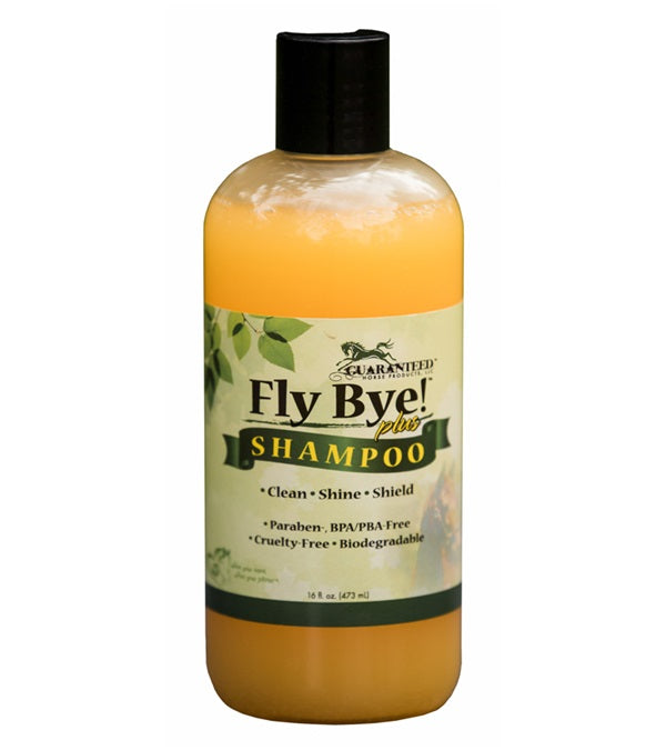 Fly Bye! Plus Shampoo 16 oz. - Guaranteed - Breeches.com
