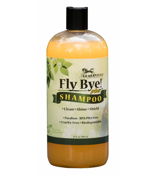 Fly Bye! Plus Shampoo 32 oz. - Guaranteed - Breeches.com