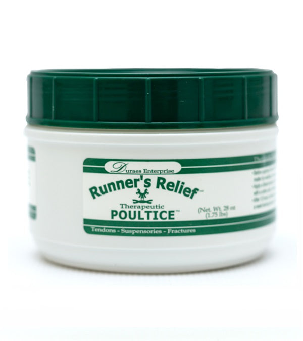 Runner's Relief Therapeutic Poultice 1.75 lb. - Jacks - Breeches.com