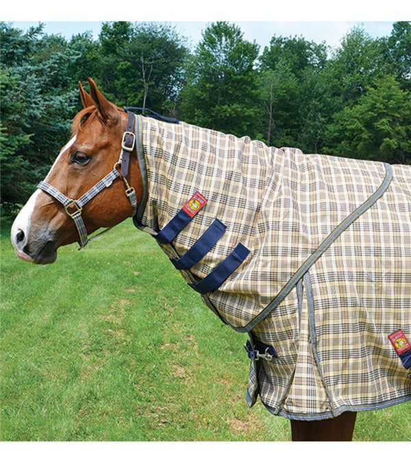 5/A Baker Neck Cover for Turnout Sheet - 5/A Baker - Breeches.com