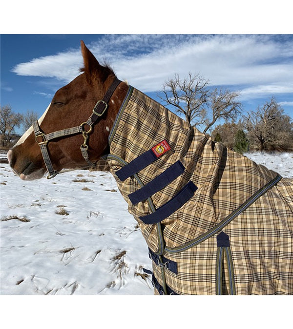 5/A Baker Extreme Neck Cover 200 Gram for Turnout Blanket - 5/A Baker - Breeches.com