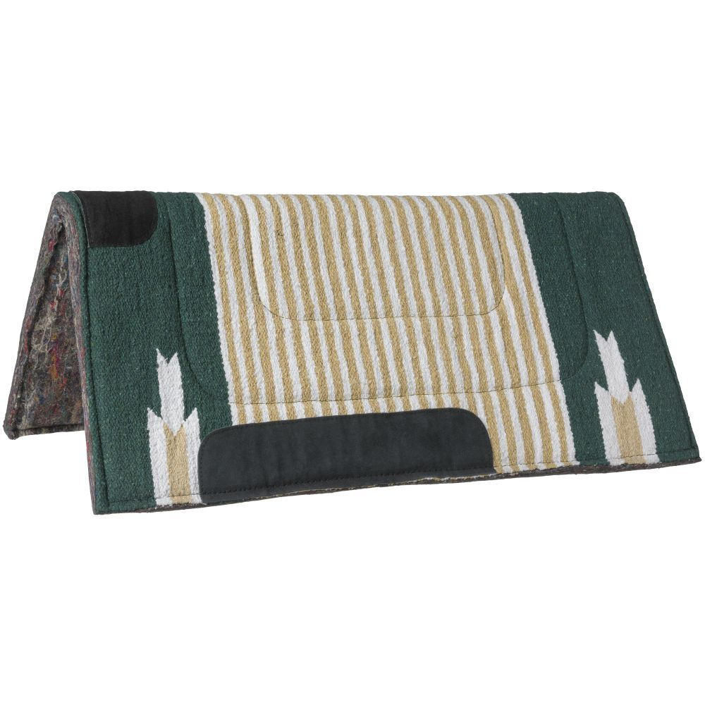 Range Boss Felt Bottom Saddle Pad - Tough-1 - Breeches.com