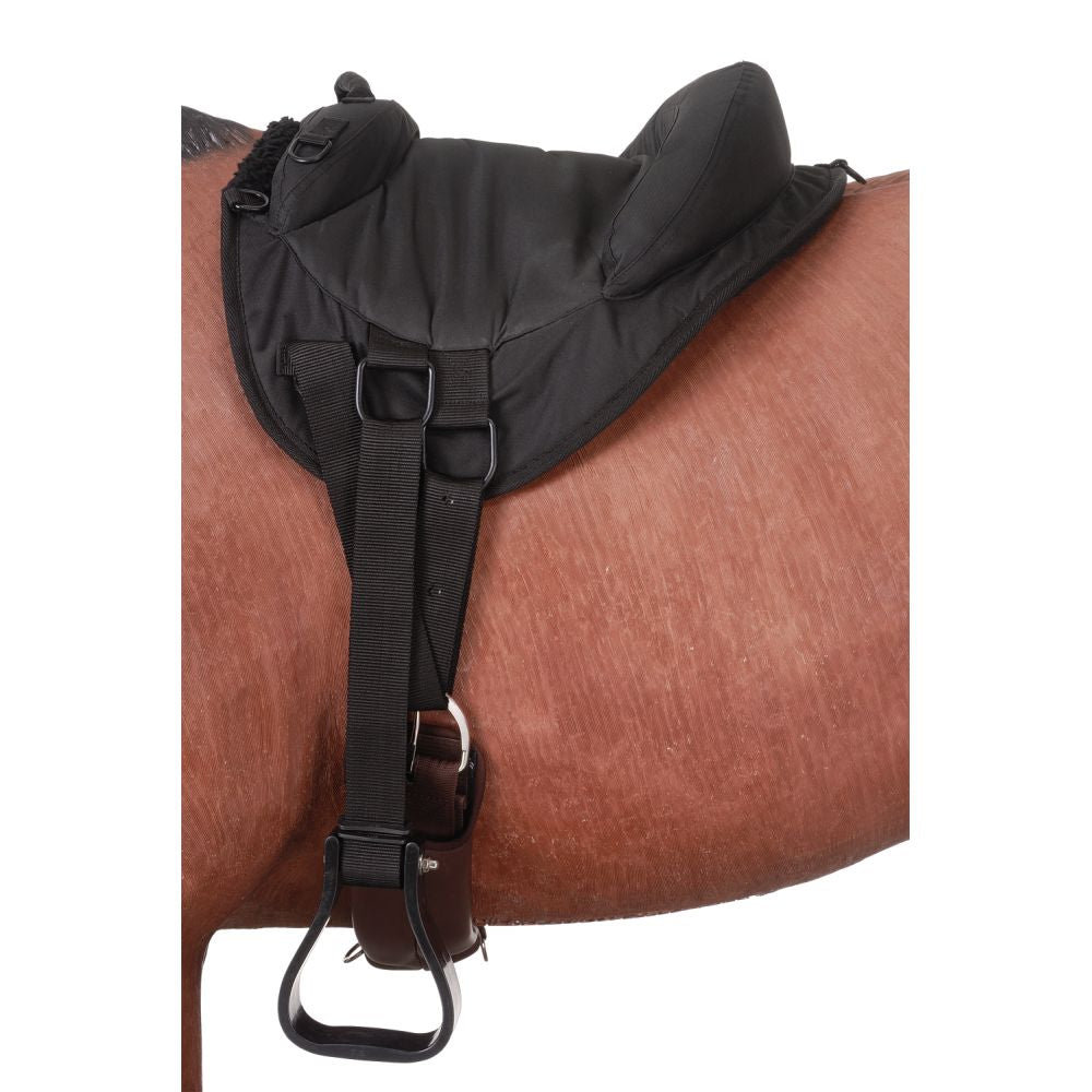 Tough-1 Heavy Denier Bareback Pad - Youth/Pony - Tough-1 - Breeches.com