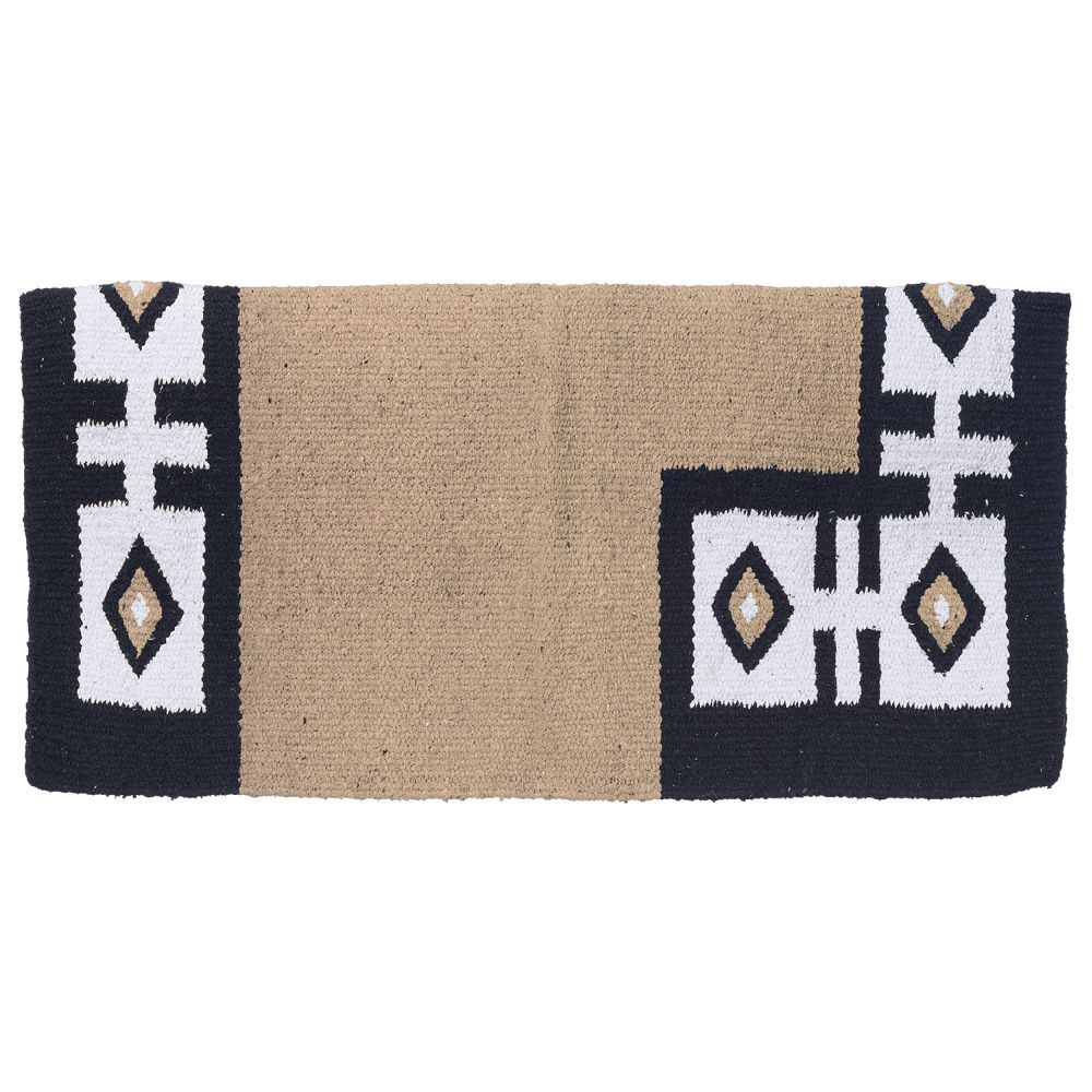 Tough-1 Thunderbird Double Weave Saddle Blanket - Tough-1 - Breeches.com
