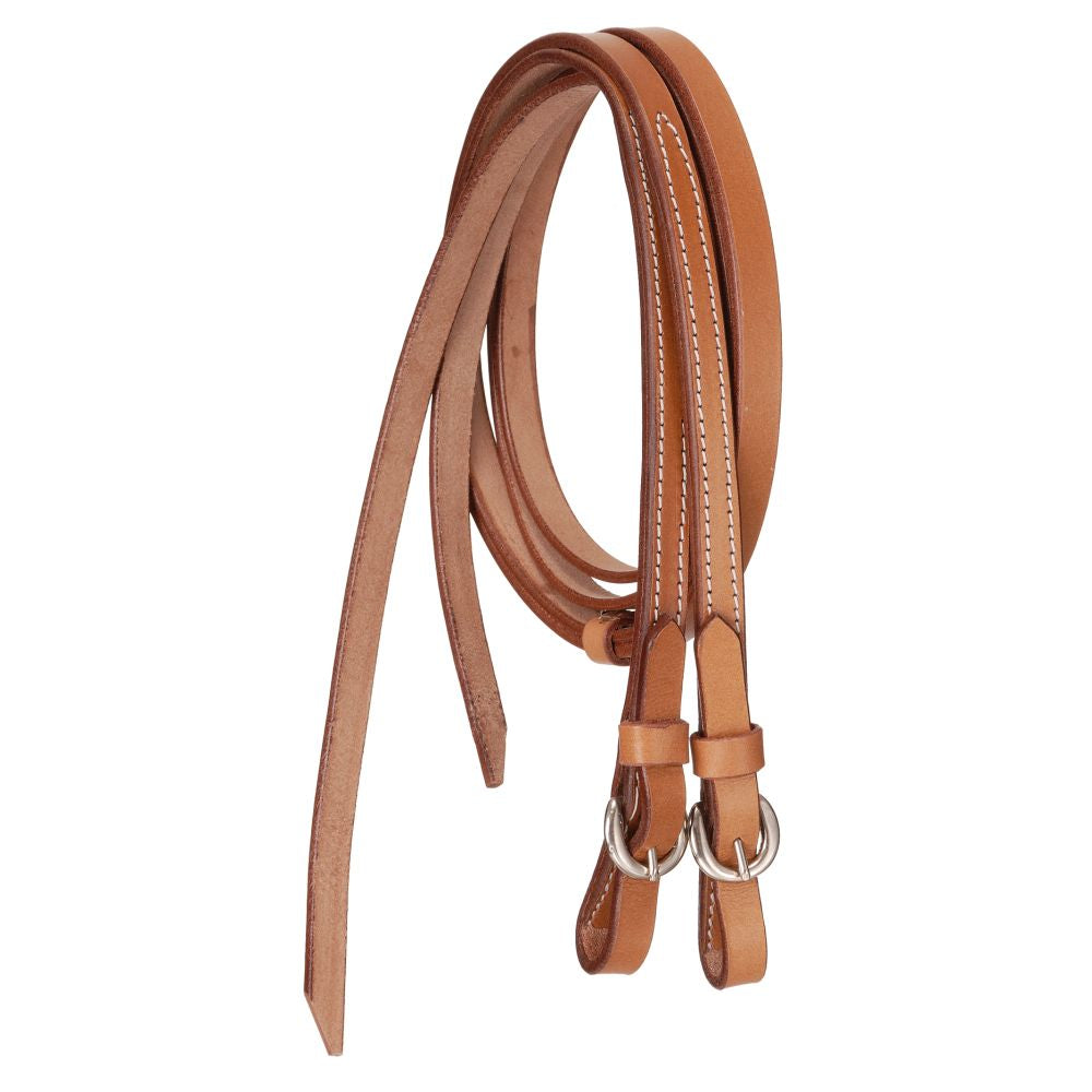 Royal King Buckle End Reins - Breeches.com