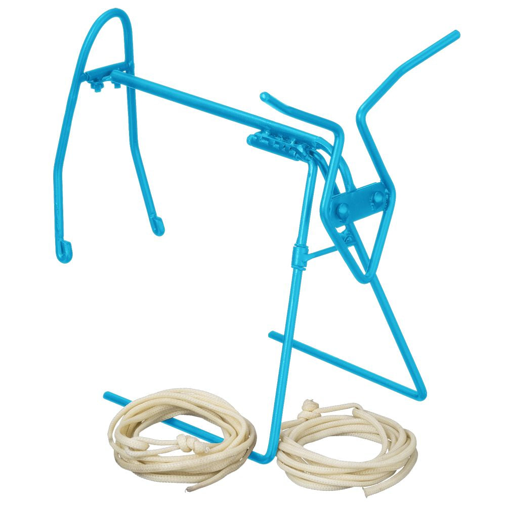 Toy Roping Dummy W/2 Ropes