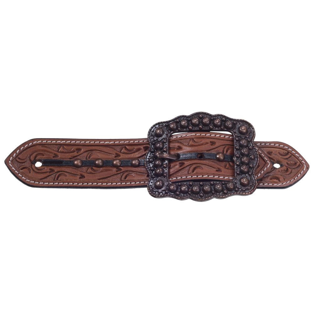 Cooper Belt Buckle Bling Spur Straps - Breeches.com