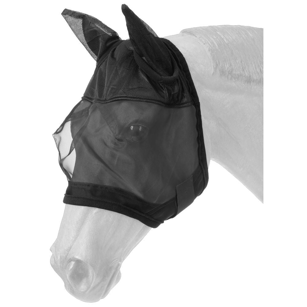 Tough-1 Minature Fly Mask with Ears_1