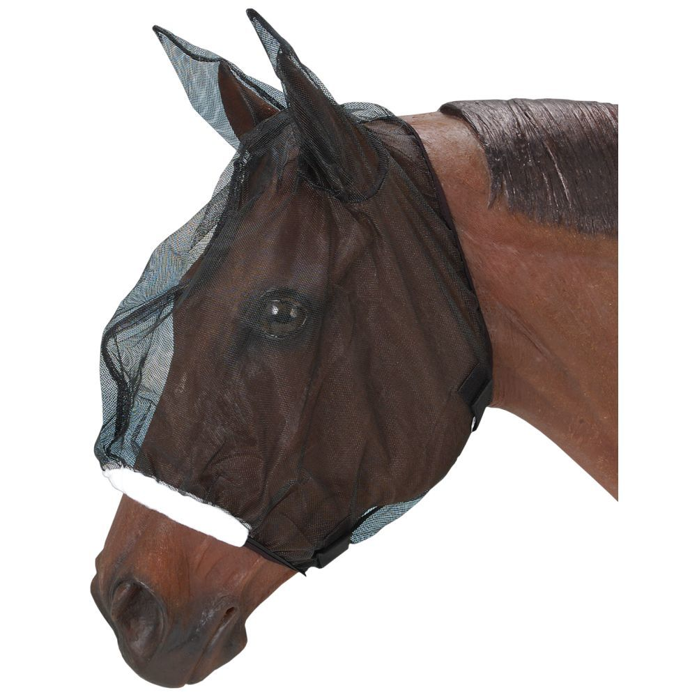 Tough-1 Deluxe Adjustable Fly Mask_1