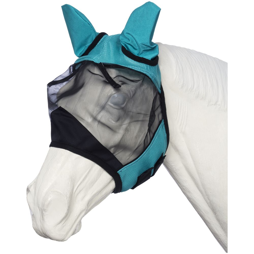 Tough 1® Deluxe Comfort Mesh Fly Mask_1